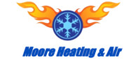 Website for Moore Heating and Air