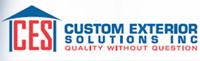 Website for Custom Exterior Solutions, Inc./CES