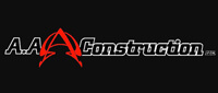 Website for A.A. Construction