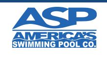 Website for ASP - America's Swimming Pool Company of Columbus