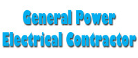 Website for General Power Electrical Contractor