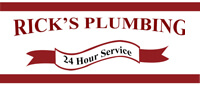 Website for Rick's Plumbing Services