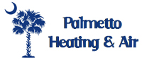 Website for Palmetto Heating & Air
