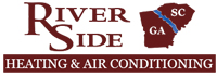 Website for Riverside Heating & Air Conditioning, LLC