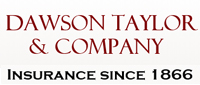 Website for Dawson, Taylor & Company