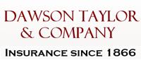 Website for Dawson, Taylor & Company