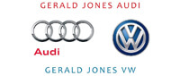 Website for Gerald Jones Volkswagen /Audi