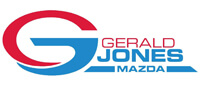 Website for Gerald Jones Mazda