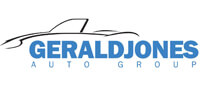 Website for Gerald Jones Auto Group