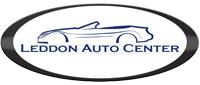 Website for Leddon Auto Center