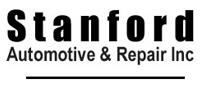 Website for Stanford Automotive and Repair Inc.