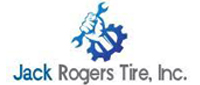 Website for Jack Rogers Tire, Inc.