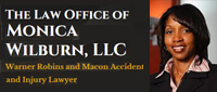 Website for Law Office of Monica Wilburn, LLC