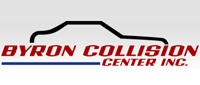 Website for Byron Collision Center, Inc.
