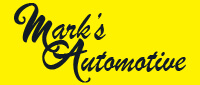 Website for Mark's Automotive