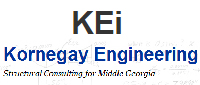 Website for Kornegay Engineering, Inc.