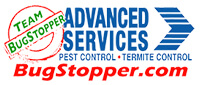 Website for Advanced Services for Pest Control