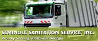 Website for Seminole Sanitation Services