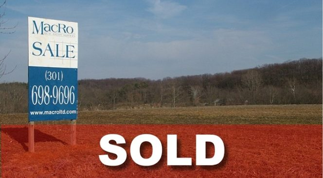 MacRo Sells 8+ Acres of Industrial Land in Woodsboro, MD
