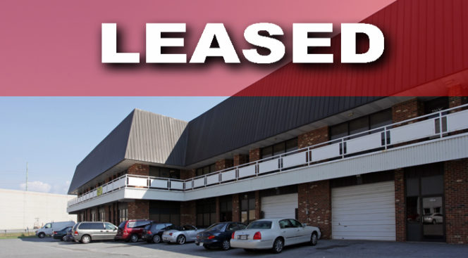 MacRo Brokers Lease of Warehouse Space on Grove Road