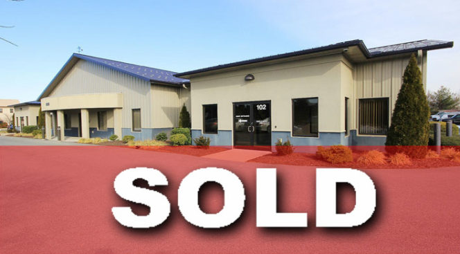 MacRo Brokers Sale of Flex Building on Mt. Zion Road