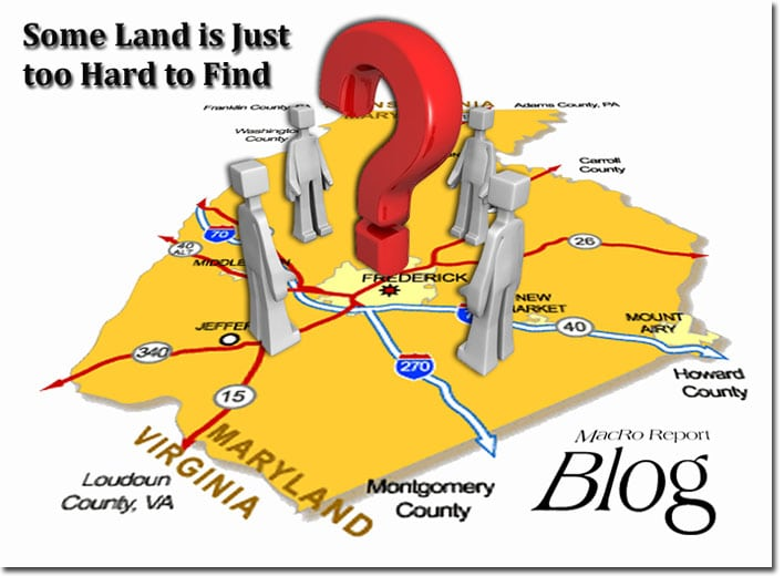 Industrial Land Supply in Frederick County Maryland