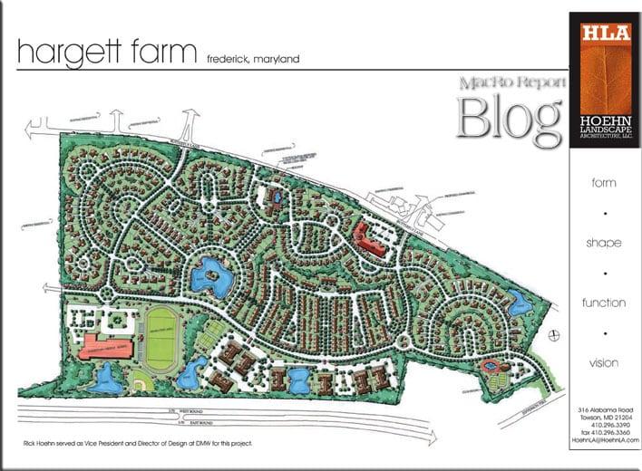 Original Hargett Farm Development Plan