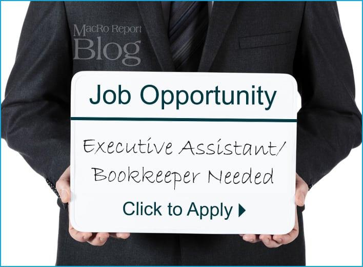 MacRo Ltd full time executive assistant job opportunity