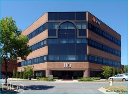 PNC Bank Building - Commercial Real Estate, Frederick, Maryland