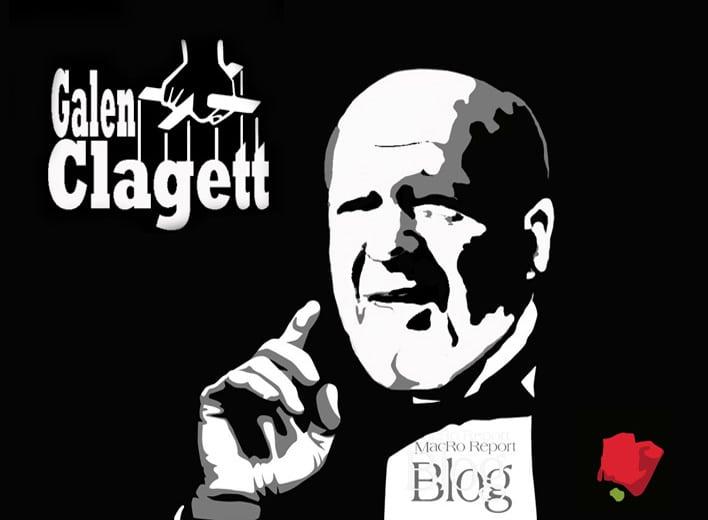 Fredericks Political Godfather Galen Clagett