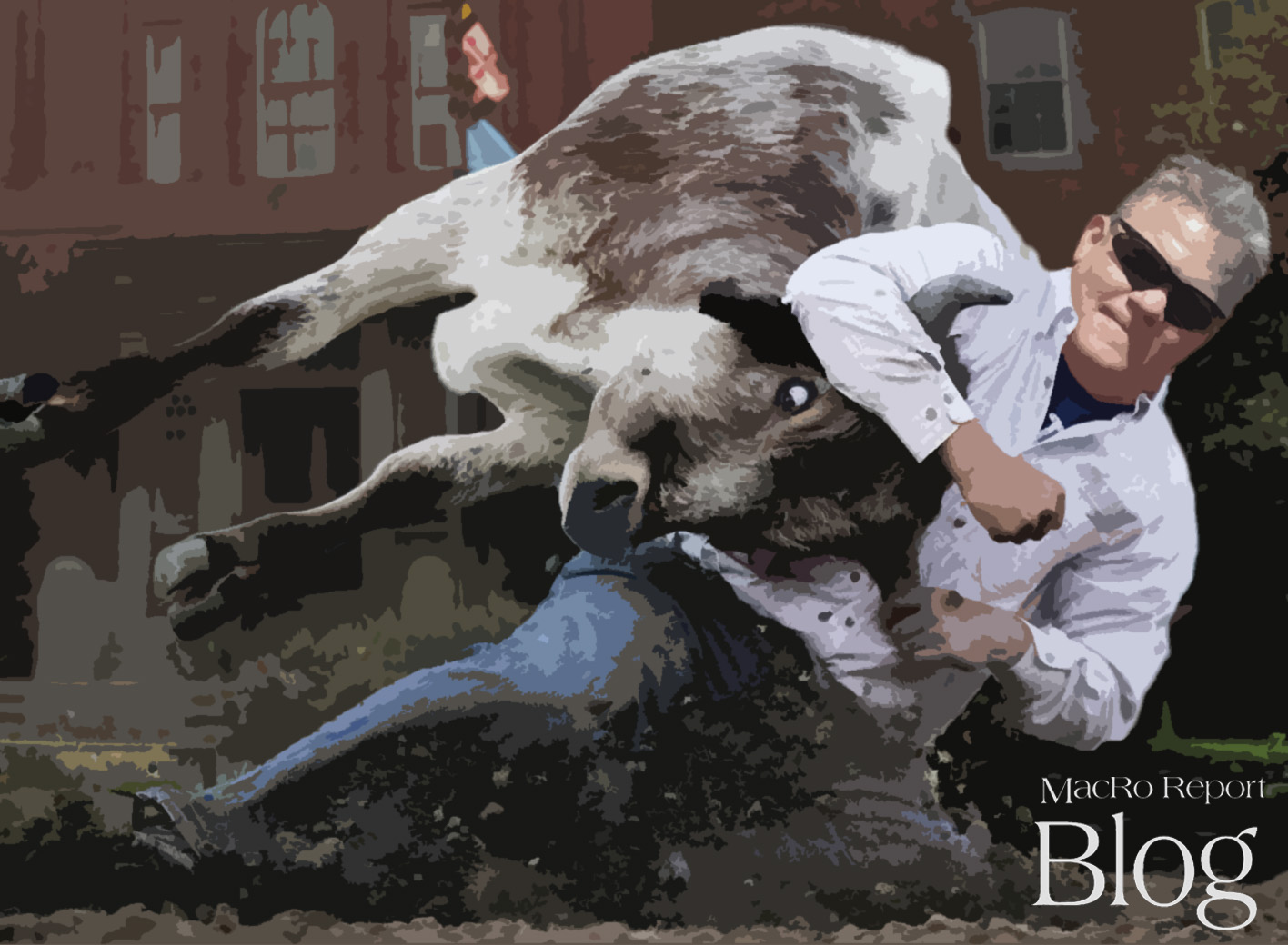 Holtzinger wants to retake the bull by the horns