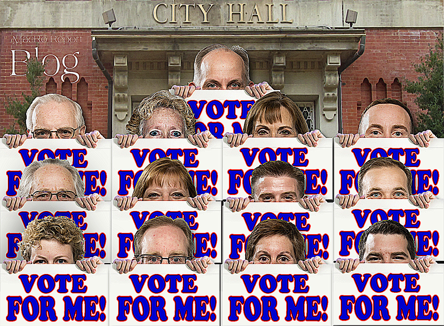 City of Frederick Elections