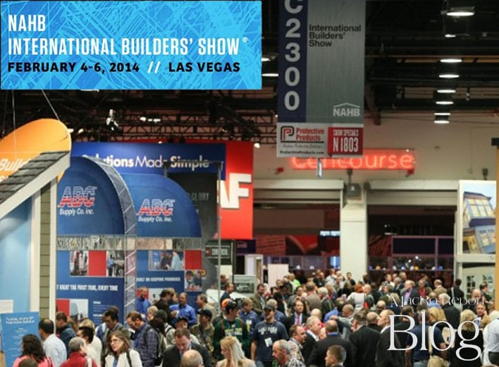 Top Ten Trends Live from the 2014 International Building Show