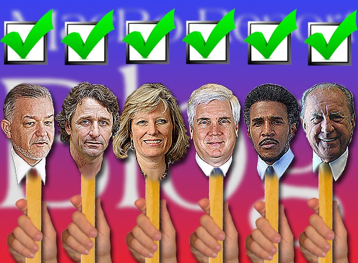 Frederick County 2014 primary endorsements part 1