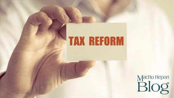 Tax reform implications for commercial real estate