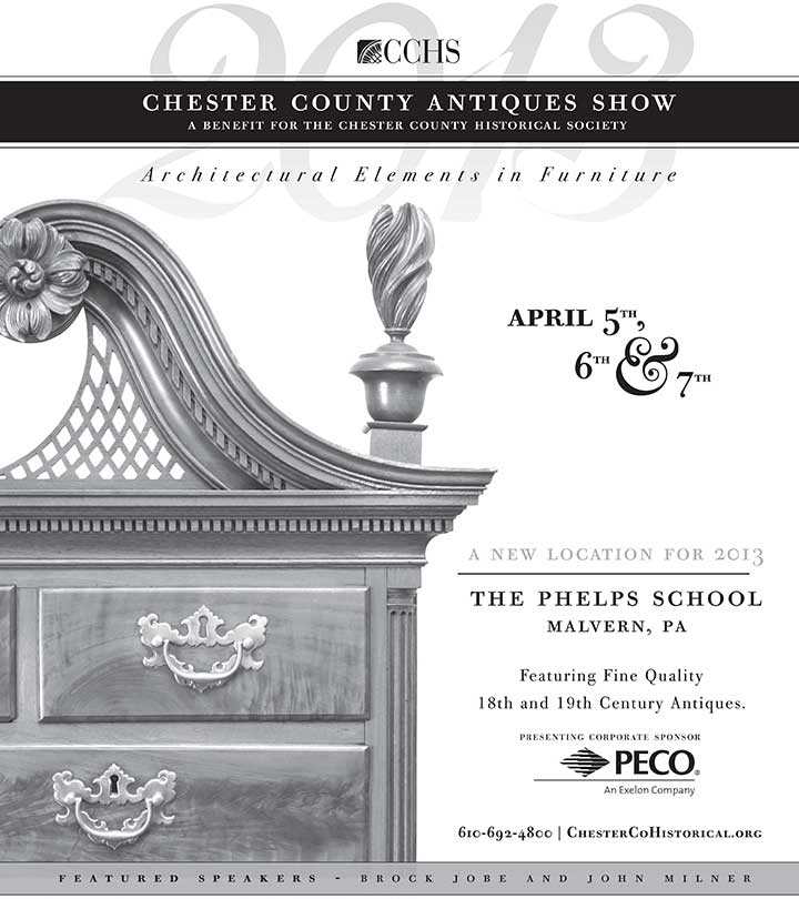 Chester County Historical Society Antiques Show