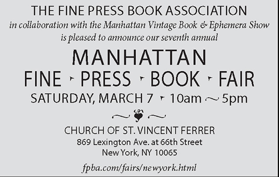 Book fair ad
