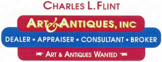 Charles L. Flint Antiques Inc. logo