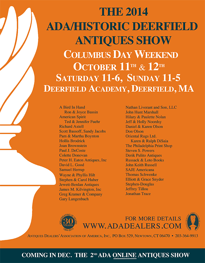 ADA-Historic Deerfield Antiques Show