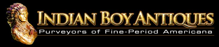 Indian Boy Antiques logo