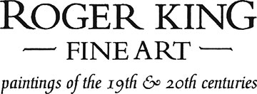 Roger King Fine Arts logo