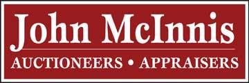 John McInnis Auctoineers & Appraisers logo