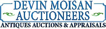 Devin Moisan Auctioneers logo