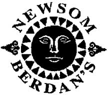 Newsom and Berdans logo