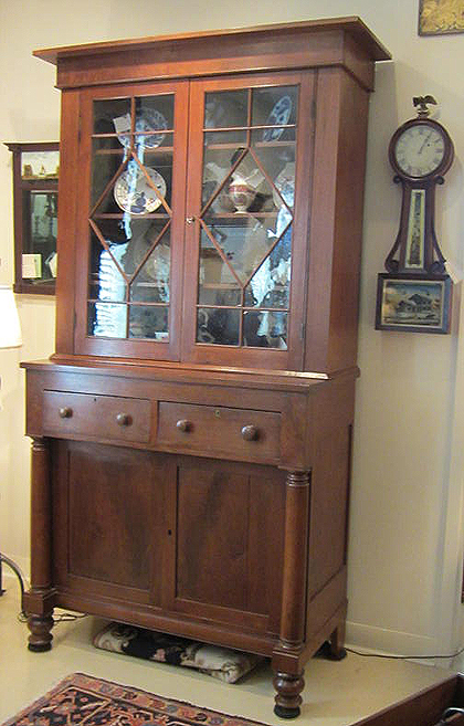 Polk Place Antiques: American Federal U0026 Southern Furniture | Maine Antique  Digest