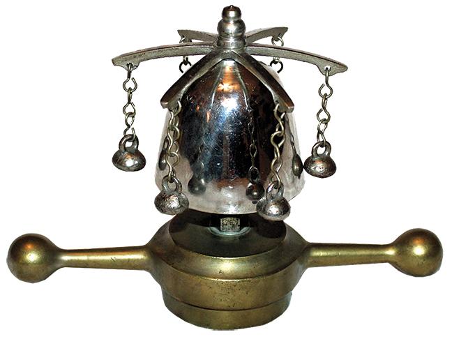Auto - Rad Cap Spinning Bells