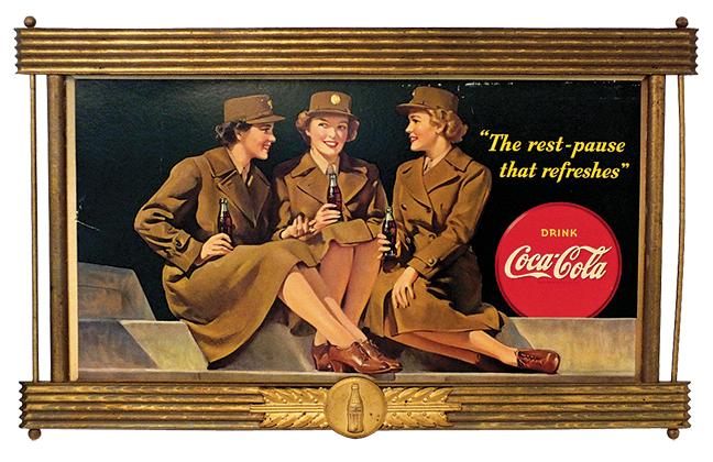 Coke - Poster WACS