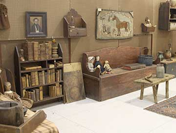 Pure and Simple Antique Show and Sale | Maine Antique Digest