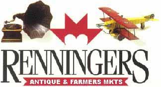 Renningers logo
