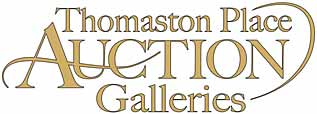 Thomaston Place Auction Galleries logo